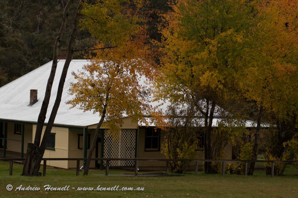 Yarrangobilly homestead