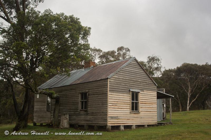 Coinbill Hut